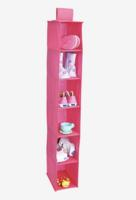 $3.37  Delta Children's Products Mini 6-Shelf Hanging Organizer, Multiple Colors Available