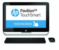 $509.99 Factory-refurbished HP Pavilion 23-H024 TouchSmart All-in-One Desktop PC F3D46AAR#ABA