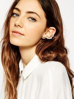 From $7.62+ Extra 10% Off Ear Cuffs @ ASOS
