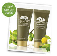 Free Plantscription Powerful Lifting Cream with $30 Purchase @ Origins