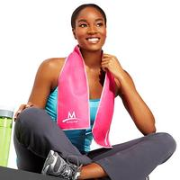 $11.95 MISSION™ EnduraCool™ Instant Cooling Towel 2-pack by Forbes Riley