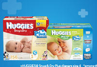 Free Samples of Huggies Diapers and Wipes