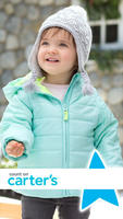 50% Off  + Extra 25% Off All Kids Outwears @ Carter's