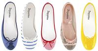 $75 OFF $350 Repetto Shoes @Saks Fifth Avenue