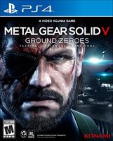$9.99 Used Metal Gear Solid V: Ground Zeroes(Xbox ONE)