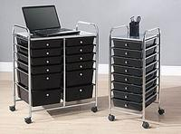 From $17.49 Whalen Rolling Storage Organizers (8 or 12 Drawer)