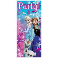 "$1.99 Disney Frozen Door Poster, 60"" x 27"""