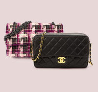 As Low As $325 Chanel Vintage Handbags & Jewelry on Sale @ Belle and Clive