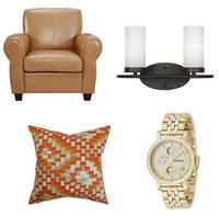 Up to 55% Off+Extra 15% Off Select items @ Overstock