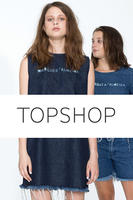 From $1 Clearance sale at TopShop