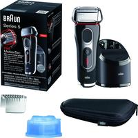 $139.99 Braun Series 5 5090cc Electric Shaver With Cleaning Center