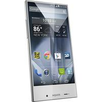 $129.99 Sharp Aquos Crystal Frameless 4G LTE No-Contract Sprint Prepaid Smartphone