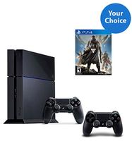 $459.00 PS4 Console Solution Bundle with Choice Game and Extra Controller