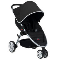 Free fashion insert and rain cover with purchase of Britax B-Agile single stroller @ Diapers.com