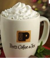 50% Off Any Beverage after 12pm local time @ Peet's Coffee & Tea