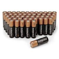 $34.50 Duracell Coppertop 70 AA & 30 AAA Batteries(100 Total)