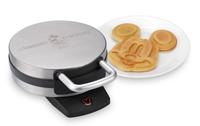 $17.89 Disney DCM-1 Classic Mickey Waffle Maker, Brushed Stainless Steel