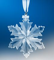 $47.99 Swarovski Christmas Star 2014 Annual Edition Ornament 5059026