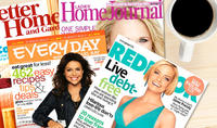 From $3.4/yr Employee Discount Sale @ DiscountMags.com
