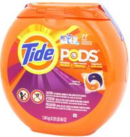 $16.26 Tide Pods Laundry Detergent Spring Meadow Scent 77 Count
