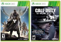 $49.99 Destiny + Get Call of Duty Ghosts (Xbox 360 or PS3)