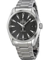 $1649.99 Omega Seamaster Aqua Terra Grey Dial Stainless Steel Mens Watch 23110396006001