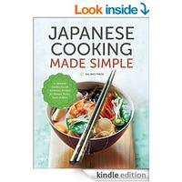 $0.99 Japanese Cooking Made Simple轻松制作日本餐(Kindle电子版)