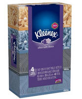 Free $5 Gift Card when you buy 2 Boxes of Kleenex Ultra Soft Facial Tissues 480 ct, 4 pk @ Target