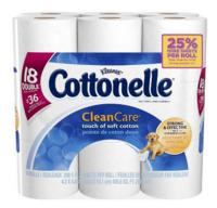 Free $5 Gift Card With Purchase of 2x Select Tissue, Toilet Paper & Cotton Balls @ Target