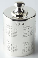 $15.20 2014 Calendar Paperweight(NM EXCLUSIVE)