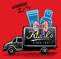 2 Free Deluxe Samples and Free Shipping with Purchase Any Gift Set @ Kiehl's