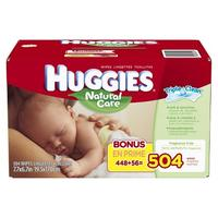 Free $5 Gift Card When You Buy 2 HUGGIES Baby Wipes Refills @ Target