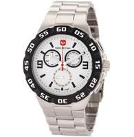 $104.99 Swiss Military Men's Calibre Racer Watch 06-5R2W