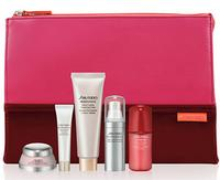 Free 6 Pc gift with 2 Shiseido skincare purchase @ Macy's