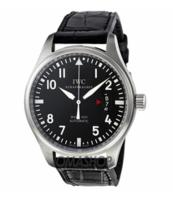 $3895.00 IWC Pilots Mark XVII Black Alligator Men's Watch (Dealmoon Exclusive)