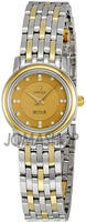 $2750 Omega Deville Prestige Diamond Ladies Watch 4370.16