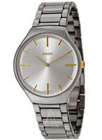 $888 Men's Rado True Thinline Watch, R27955112 (Dealmoon Exclusive)