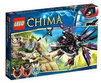 $24.69 LEGO Chima Razar CHI Raider Play Set, Model #70012