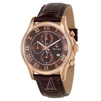 $99.00 Bulova Men's Chronograph Watch Model 97B120