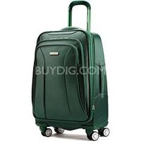 $74.00 Samsonite Hyperspace XLT Spinner 21 Exp Luggage Suitcase - Ivy Green