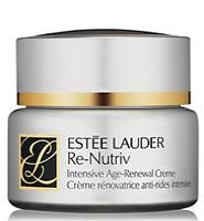 Free deluxe sample of Re-Nutriv Intensive Age Renewal Creme with any Estée Lauder purchase