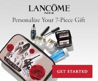 Free 7-Piece Gift Set with Any $60 Purchase @ Lancome