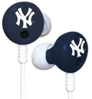 $4.99 iHip Officially Licensed MLB Team Logo Earbuds