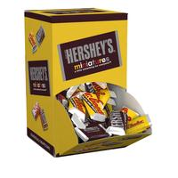 $10.14 + Free Shipping Hershey's Miniatures Assortment, 120-Count Changemaker