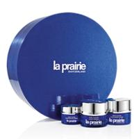 Free 3-pc FOREVER CAVIAR gift set with any $400 La Prairie purchase @ La Prairie