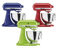 $209.99 Select KitchenAid Tilt-Head Stand Mixers @ Best Buy