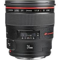 $1319.20 Canon Refurbished EF 24mm f/1.4L II USM