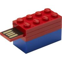$6.99 PNY - LEGO 8GB USB 2.0 Flash Drive - Colors Vary