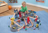 $69.99 KidKraft Super Highway Train Set 17809
