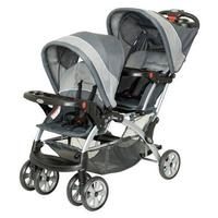 $109.99 + Free $30 Gift Card Baby Trend Sit N Stand Double Stroller